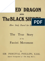 Phillips, Percival - The Red Dragon and the Black Shirts (1922)