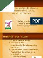 Ponencia Dr Camino