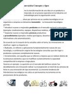 Innovación 1-ConceptoyTipos