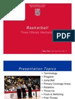 NFHS 3-Person Mechanics PowerPoint