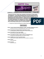GBPPR 'Zine - Issue #31