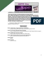 GBPPR 'Zine - Issue #37