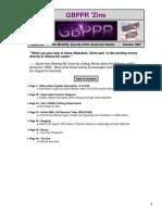 GBPPR 'Zine - Issue #42