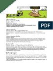CSSI List Serv 2-8-2012
