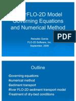 RiverFLO-2D Equations Methods 09-30-09