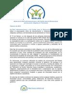 Alerta_Persecución religiosa en Venezuela_ Febrero2012