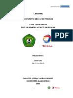 Laporan Coop Total Indonesie