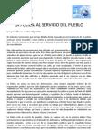 SUP - La policía al servicio del pueblo (Sobre IES Lluís Vives)