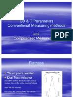 Measuring GDNT
