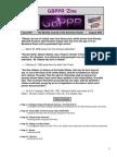 GBPPR 'Zine - Issue #64