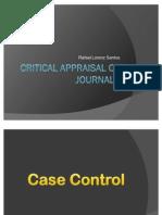 Critical Appraisal of Journals