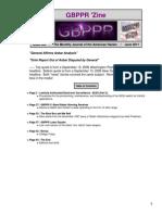 GBPPR 'Zine - Issue #86