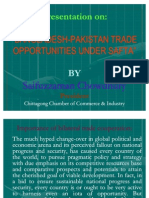 Seminar on BD-Pak Trade Opportunities Under SAFTA