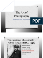 Masterpieces of Photography