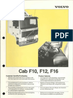 Volvo - F10 F12 F16 1989 Cab Review