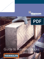 Aircrete Blocks Product Guide