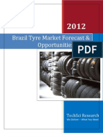 Brazil Tyre Market Forecast and Opportunities, 2016_Sample