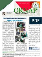ORNAP-NMC Newsletter (Vol. I Issue 2) - 2011