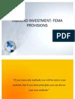 FEMA Inbound Inv