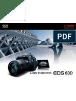 EOS60D Brochure