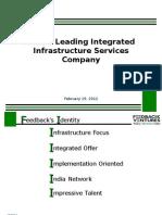 Feedback Corporate Presentation Feb09