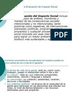 Principios de Evaluación de Impacto Social