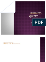 Business Quizzz Ppt New