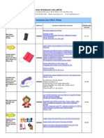 Grossiste Accessoires Pour iPhone 4S-010312