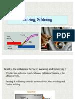 Welding 8- Brazing Soldering