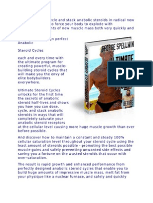 Steroid Testosterone Medical Treatments