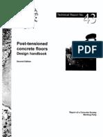 TR 43 Post Tension Handbook