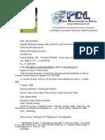 Gestão de Serviços e Marketing Interno - FGV