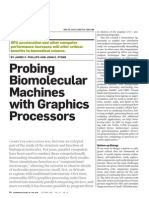 James C. Phillips and John E. Stone- Probing Biomolecular Machines with Graphics Processors