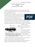 """Relazione finale delle attività  .UA.  """"Gli Insetti""""  - Classe 3° primaria - a.s. 2007/08"""