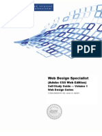 CIW Web Design Specialist Study Guide Vol1