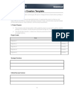 20080819 Download Project Charter Template