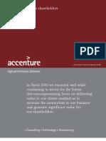 Accenture Annual Report