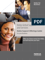 Nokia Support Offerings Guide for Business APAC Default