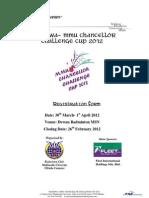 MASISWA-MMUCCC2012 Registration Form