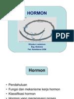 Endokrin 101105a Prof Wiryatun Hormon I
