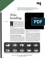 Levine, Wire Bonding Explained
