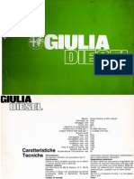 Alfa Romeo Giulia Diesel