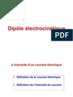 Dipôle électrocinétique