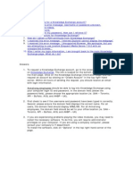 9.215 E-Learning FAQs