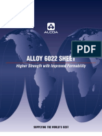 Alloy 6022 Tech Sheet Rev 2