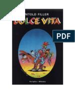 Filler, Witold - Dolce Vita - 1999 (Zorg)