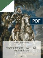 Simona Maria Ferraioli - Rubens in Italia