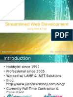 UPHPU - Streamlined Web Development