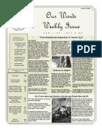 Newsletter Volume 4 Issue 04