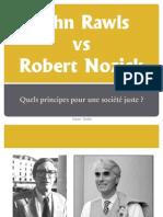 Rawls vs Nozick Par Damien Theillier